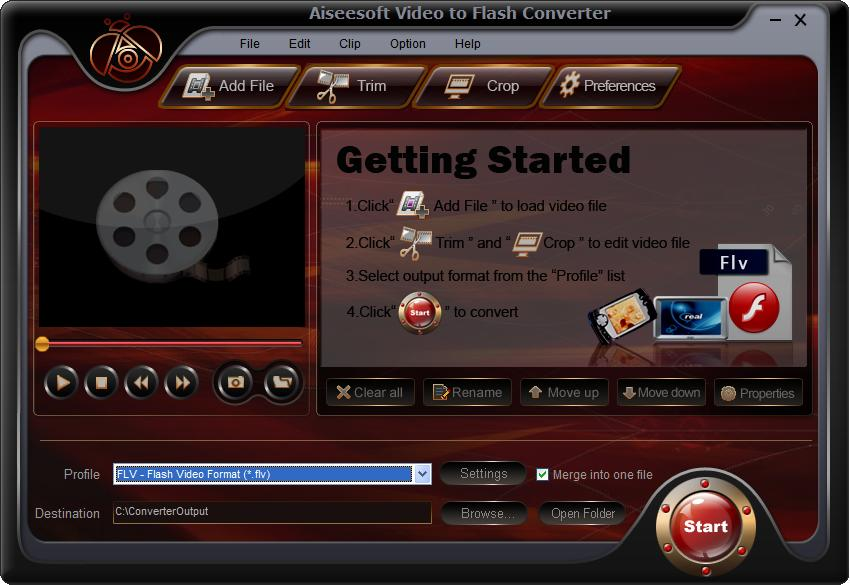 Alive video to flash converter 1.0 x x patch cim